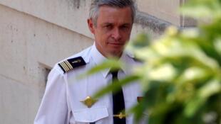 La commission d'enquête du Sénat entendra lundi notamment le colonel Lionel Lavergne, chef du Groupe de sécurité de la présidence de la République.