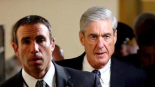 Robert Mueller a dirigé le FBI de 2001 à 2013.