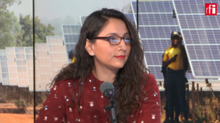 Mariana Deheza en Escala en París, miércoles 4 de diciembre de 2019.