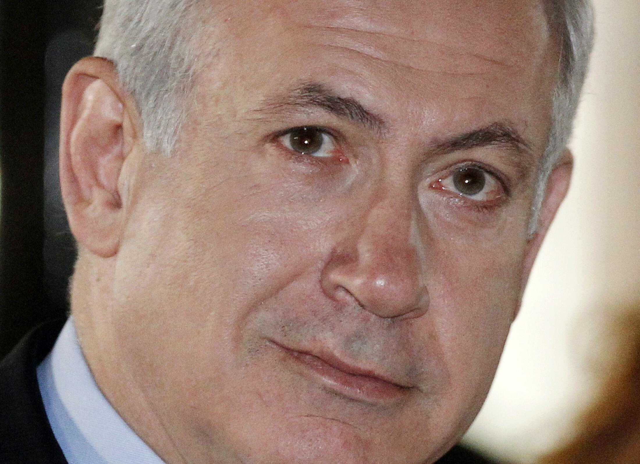 Benjamin Netanyahu, Israel marabajɛkulu ɲɛmaa