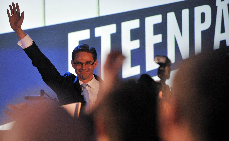 Depois da eleição legislativa na Finlândia, o próximo chefe de governo deverá ser o conservador Jyrki Katainen