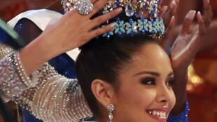 La jeune Megan Young est devenue Miss monde 2013 ce samedi 28 septembre.