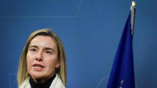 A alta representante para a política externa da União Europeia, Federica Mogherini, afirmou neste domingo (14) que a U.E mostra-se unida sobre a necessidade de reforçar os laços com os EUA, depois da vitória de Donald Trump nas presidenciais.