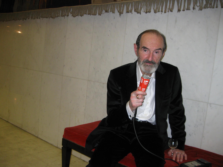 Эрик Булатов отвечает на вопросы RFI