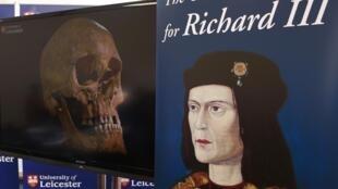 Cientistas desvendam identidade de esqueleto encontrado em Leicester. Ossada pertencia ao rei Ricardo III.