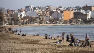 Espagne - Tourisme - Covid-19 - AP21088643914602