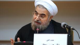 Новый иранский президент Хасан Рухани