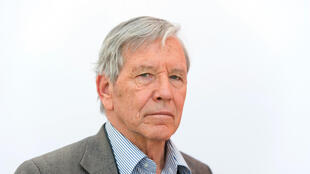 Amos Oz, na Alemanha, em 14 de março de 2013