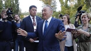 نورسلطان نظربایف، رئیسجمهوری قزاقستان