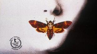 The poster for The Silence of the Lambs