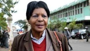 Alice Mabota, Presidente da Liga dos Direitos Humanos em Moçambique