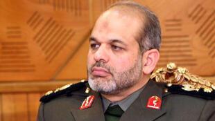 """سردارپاسدار""""احمد وحیدی"""" وزیر دفاع جمهوری اسلامی ایران"""
