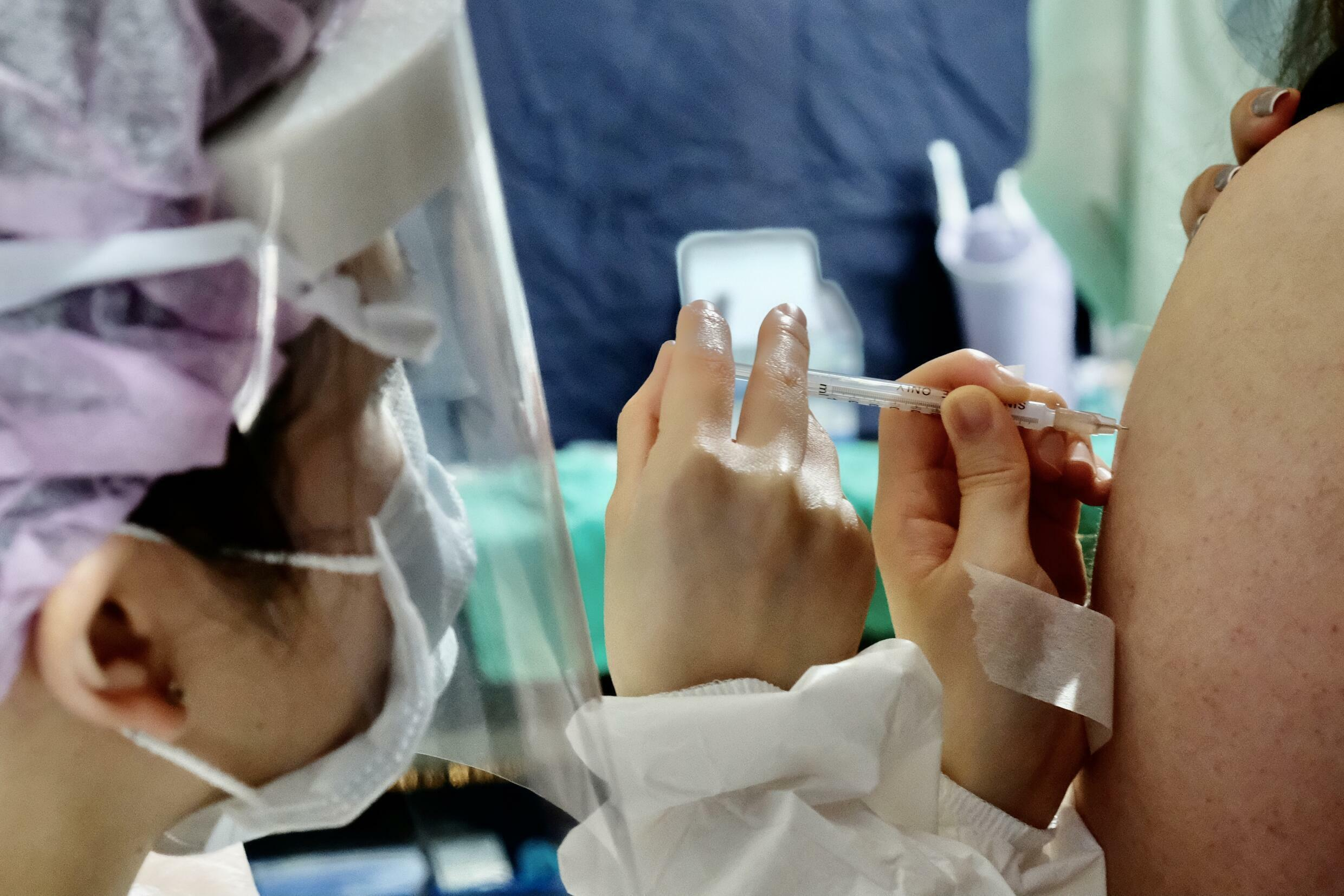 Taiwan has been struggling to procure enough coronavirus vaccines for its population