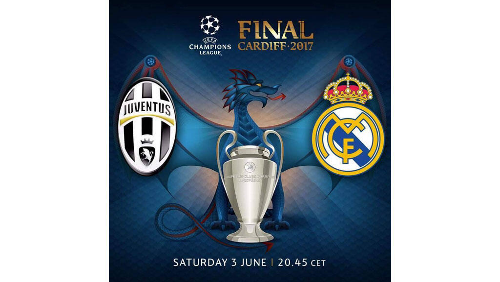 Real Madrid ta doke Juventus a wasan karshe da suka yi a gasar cin kofin zakarun Turai a bara