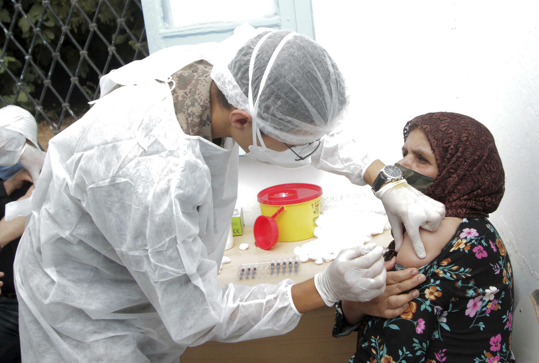 Image RFI Archive - Tunis - Vaccination