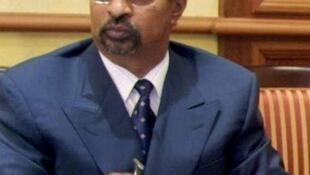 Mahamat Saleh Annadif.