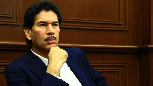 Le député du Michoacán Oswaldo Lucatero, un des deux députés assassinés mercredi 11 septembre.