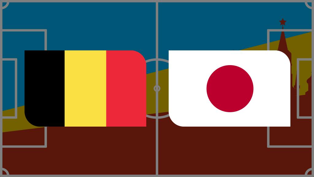 Coupe du monde 2018: vivez Belgique-Japon en direct