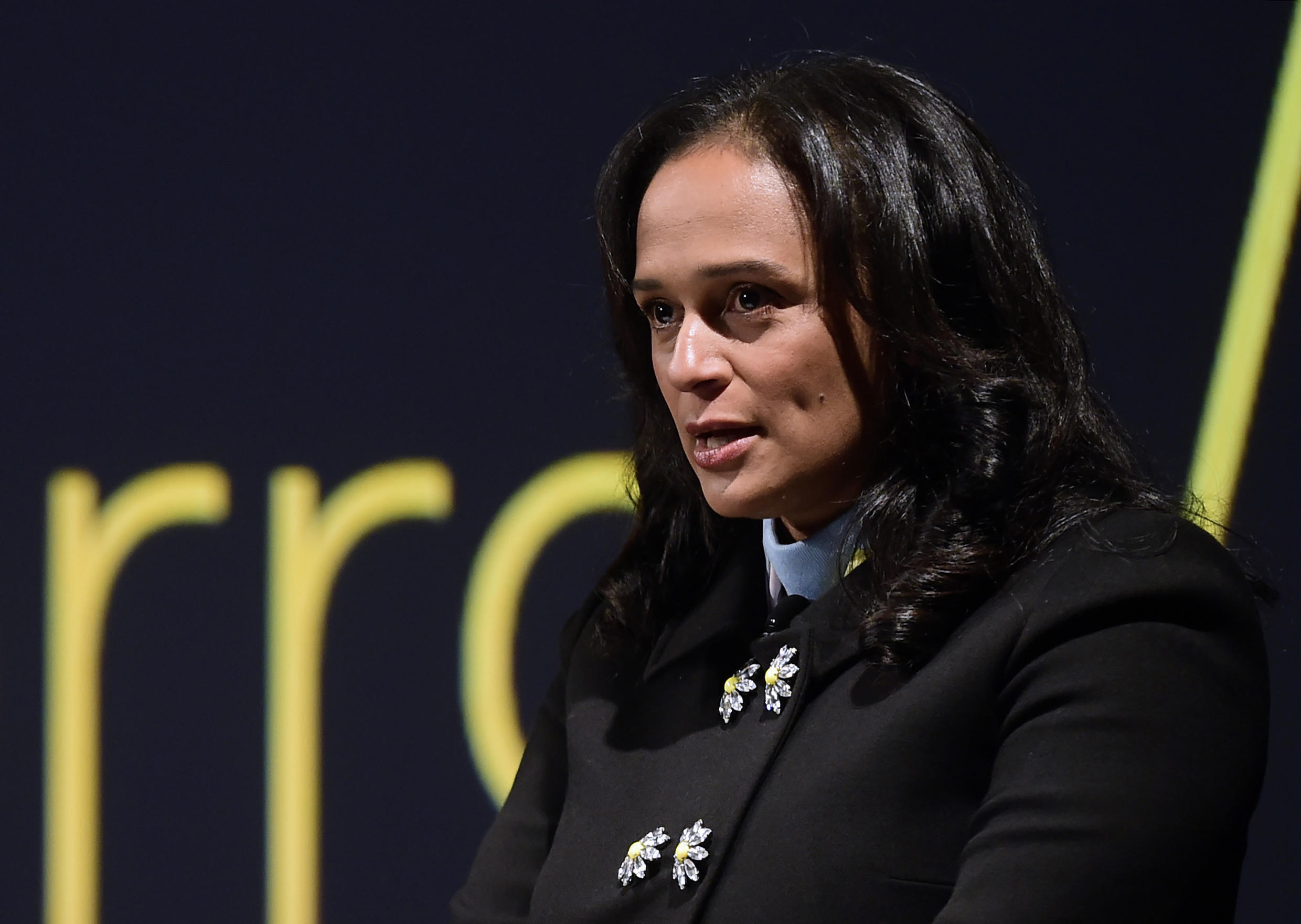 Isabel dos Santos and her husband are accused of syphoning off more than one billion dollars from Angolan state companies