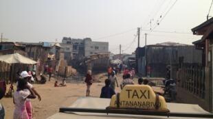 Une rue d'Antananarivo, Madagascar (photo d'illustration).
