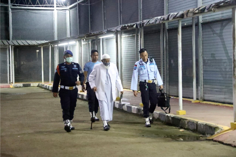 Indonésie - prison - islamiste - abu bakar bashir