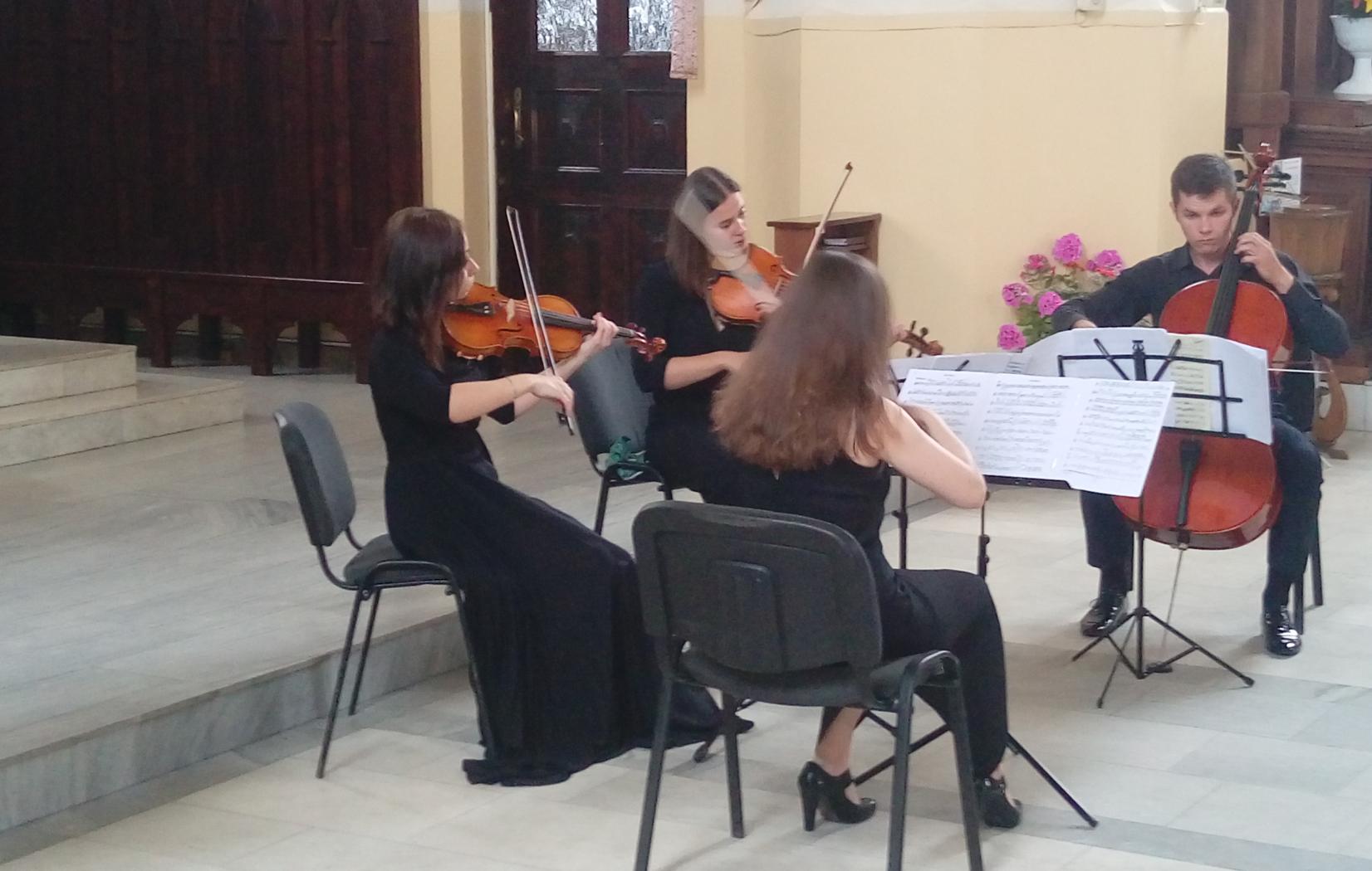 Концерты в честь Дмитрия Шостаковича французские и белорусские музыканты проводят второй год.