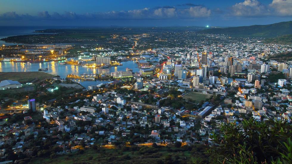 Port-Louis, capitale de Maurice. (Image d'illustration).
