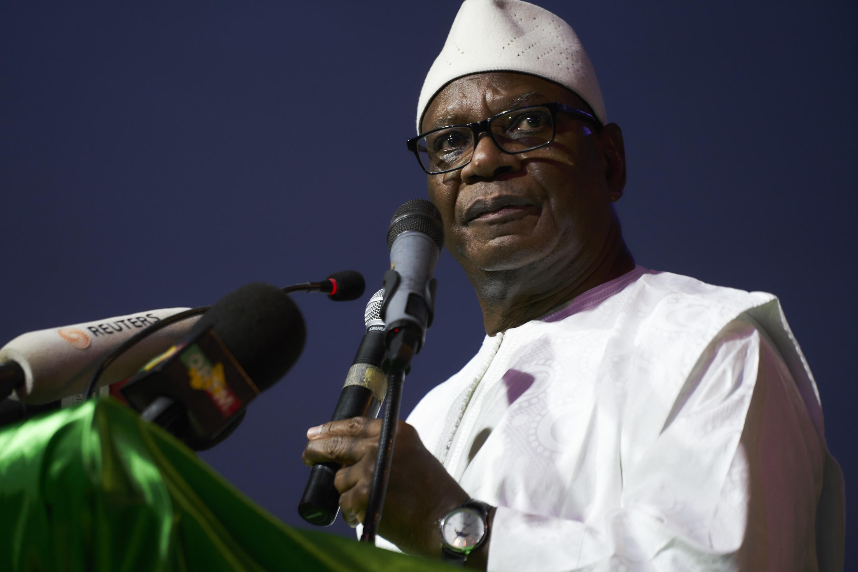 Ibrahim Boubacar Keïta foi reeleito com 67,17% dos votos, mas apenas 37% dos eleitores participaram do pleito.