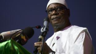 Le président Ibrahim Boubacar Keïta (photo) a nommé Boubou Cissé nouveau Premier ministre.