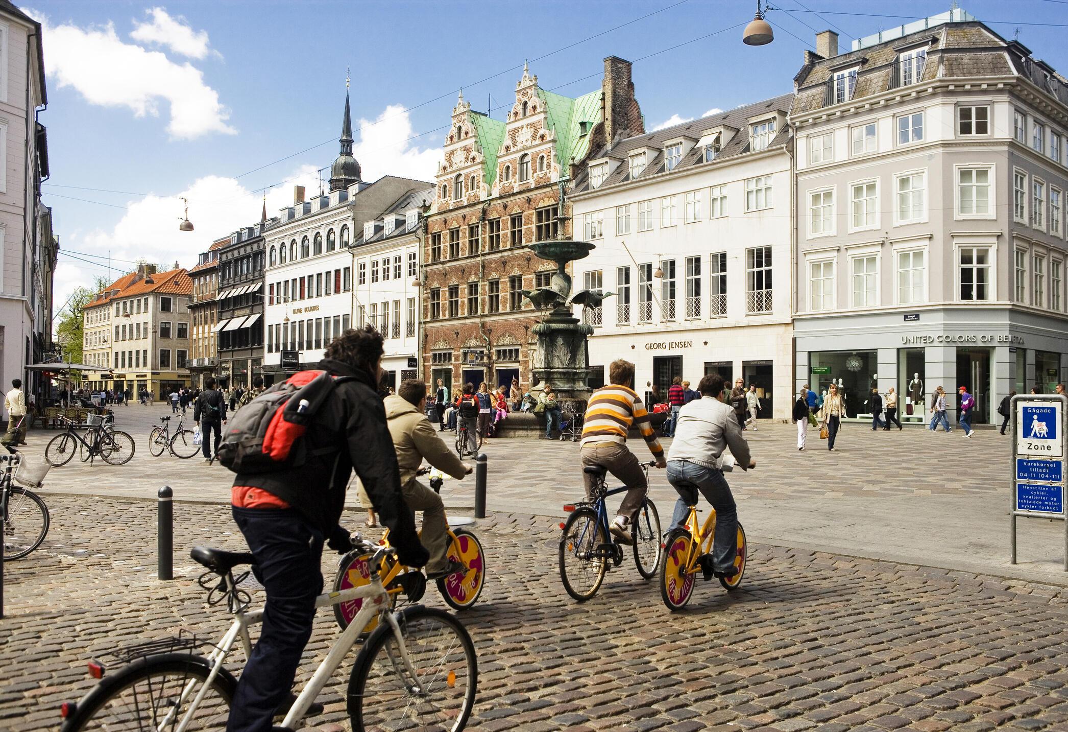 ទីក្រុង Copenhague ប្រទេសដាណឺម៉ាក