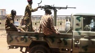 10—000 soldats soudanais combattant au Yémen sont rentrés au pays, selon le Premier ministre. (image d'illustration)