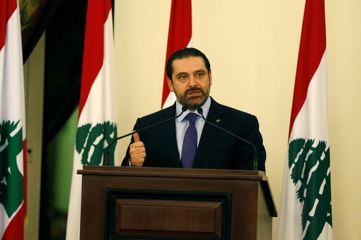 Primeiro-ministro Saad al-Hariri anuncia demissão em pronunciamento feito na Arábia Saudita.