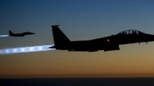 Quân Đội Mỹ đã oanh kích 5 cơ sở của lực lượng Hezbollah tại Irak và Syria (Ảnh minh họa).