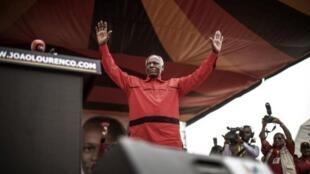 L'ex-président angolais José Eduardo dos Santos (photo d'archive).
