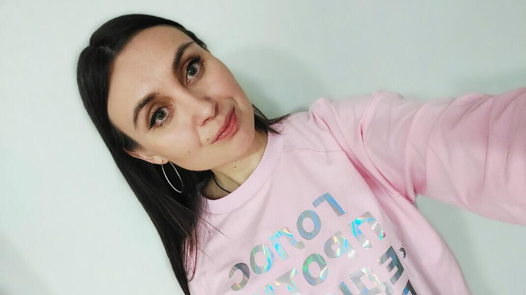 """Ксения Середкина, фото со страницы """"Вконтакте""""."""