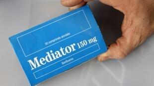 Le cardiologue Bernard Iung avait démontré, dans un rapport publié en 2009, «le lien de causalité entre le Mediator et les valvulopathies».