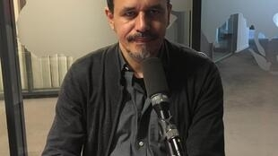 "Karim Miské, Franco-Mauritanian author of ""Arab Jazz"", a Paris-set crime novel"