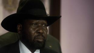 Rais wa Sudan Kusini, Salva Kiir, ambaye Serikali yake imekataa kupelekwa kwa wanajeshi wa ziada zaidi ya elfu 4.