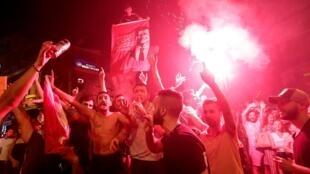 Dimanche 23 juin, c'était la fête dans le camp du vainqueur de l'élection municipale à Istanbul, Ekrem Imamoglu.