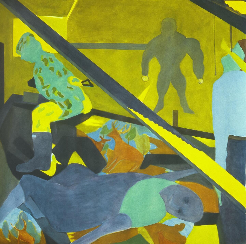 Apocalipsis camuflado, Beatriz González, 1989.