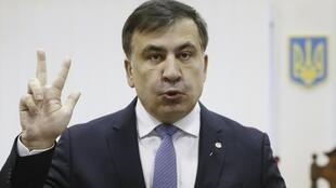 Михаил Саакашвили выдворен из Украины в Польшу 12 февраля 2018