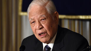 Lee Teng-hui, expresidente de Taiwán, en una fotografía de 2015