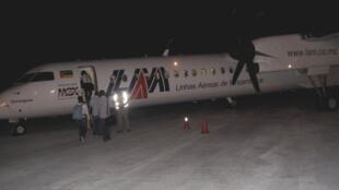 Linhas Aéreas de Moçambique.