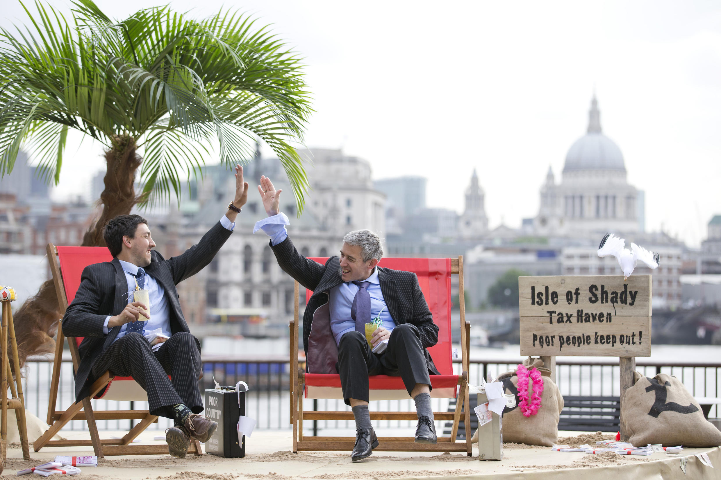 Mockery aside, advanced economies have found it hard to counter the lure of tax havens