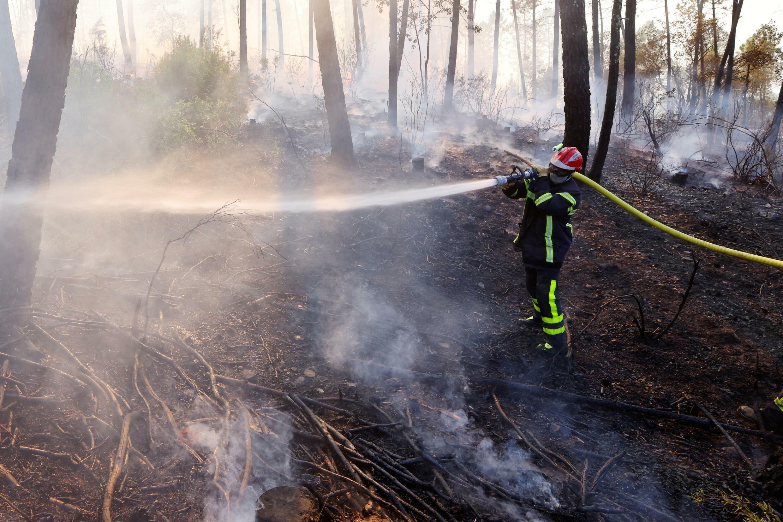 incendies var sud france