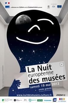 Афиша Европейской ночи музеев
