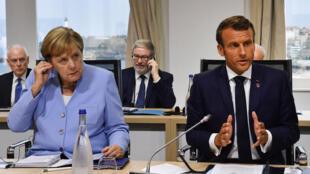 Le rejet de la candidature de Sylvie Goulard complique les relations entre Angela Merkel et Emmanuel Macron.