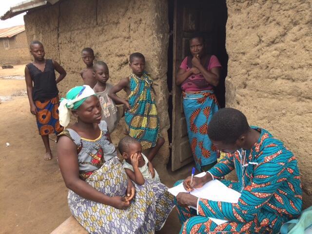 Questionnaire prénatal au Bénin.