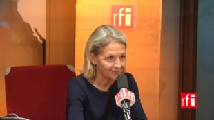 Laure de La Raudière (LR) le 20 juin 2017 sur RFI.