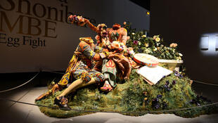 The Crowning, 2007. Copyright oeuvre : Yinka Shonibare MBE.